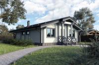 Эксклюзивные дома из качественного, клееного бруса