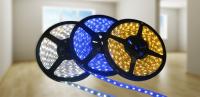 светодиодная лента на самоклеющейся основе
