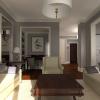 Интерьер квартиры на Крылатских холмах