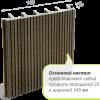 Террасная доска из древесно-полимерного композита MasterDeck Slim