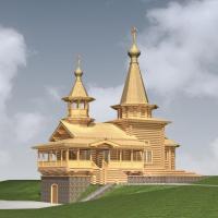 церковь в Финляндии