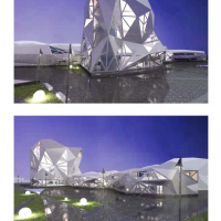 Проект экспериментальной школы искусства и дизайна