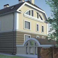 Проект реконструкции жилого дома