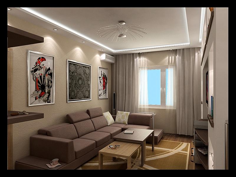 Ремонт квартир 2 х комнатных и