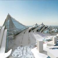 Центр всесезонных видов спорта, Электролитный проезд, Москва