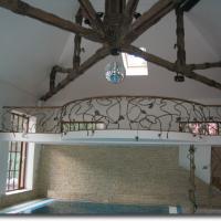 Морозоустойчивые натяжные потолки Черутти с установкой без газовых пушек