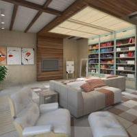 Дизайн- проект частного дома в с. Леточки Киевской обл. 2012г.