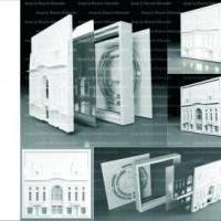 разработка серии светильников из гипса