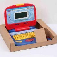 """Упаковка для развивающей игрушки """"Компьютер"""""""